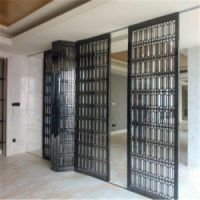 China Designed Metal Stainless Steel Sliding Doors ...