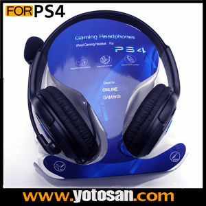 China Gaming Wired Headset Headphones for Sony Playstation 4 PS4 Game Console Controller - China ...