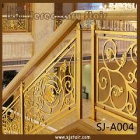 China Gulch Gold Grand Guardrail for Grand Staircase