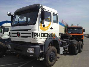 China mercedes benz beiben powerstar tractor head truck