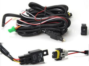 wire harness parts hs code