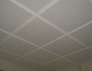 China Aulminum Perforated Metal Ceiling Tiles China
