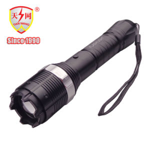 China Self Defence Lamp Shocker With Electric Shock Tw