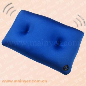China Beads Massage Pillow, Vibrating Neck Pillow, Travel