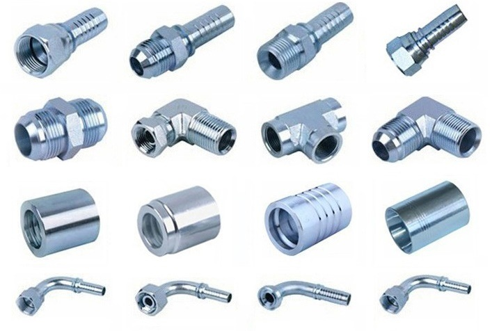 China Competitive Hose Tail Hydraulic Hose Fittings