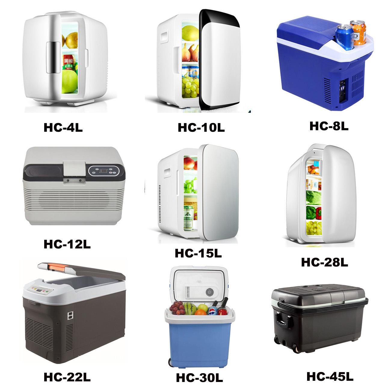 Small Portable Fridge Mini Bar Latest Mini Home Fridge Portable Car Freezer Electric Refrigerator
