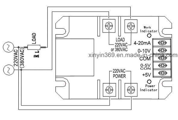 wiring a ssr relay