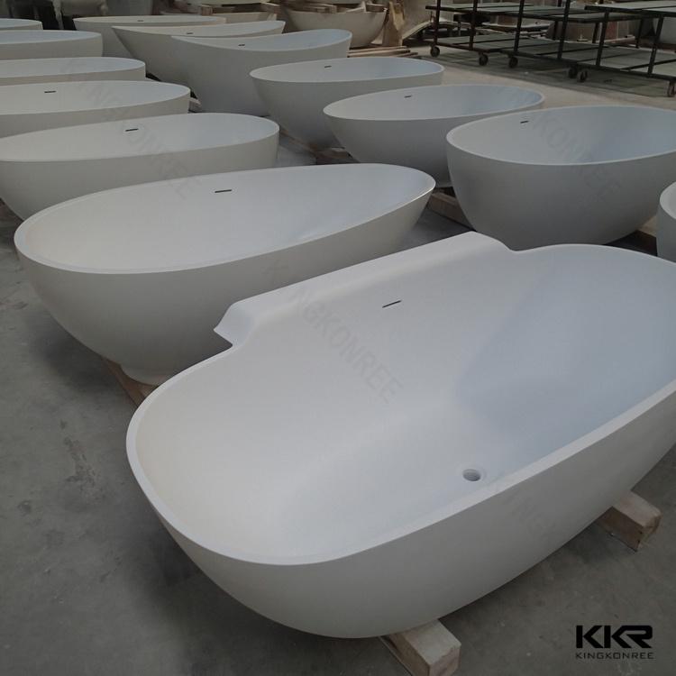 China Cheap Modern Freestanding Baths / Freestanding Stone
