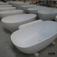 China Cheap Modern Freestanding Baths / Freestanding Stone