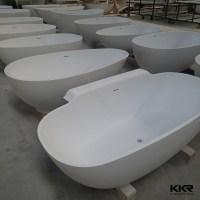 China Cheap Modern Freestanding Baths / Freestanding Stone ...