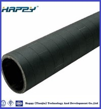 China Wire Inserted Hydraulic Suction Hose SAE100 R4