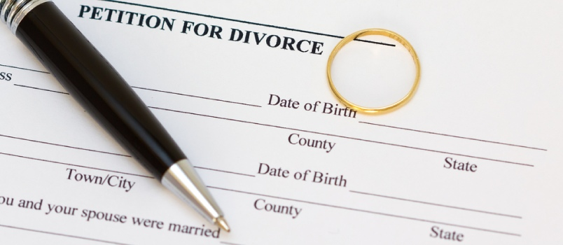 What Are in Divorce Papers? Marriage