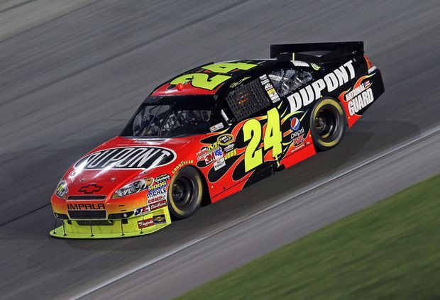 Police Car Chase Wallpaper In The Chase For The Nascar Sprint Cup Jeff Gordon S