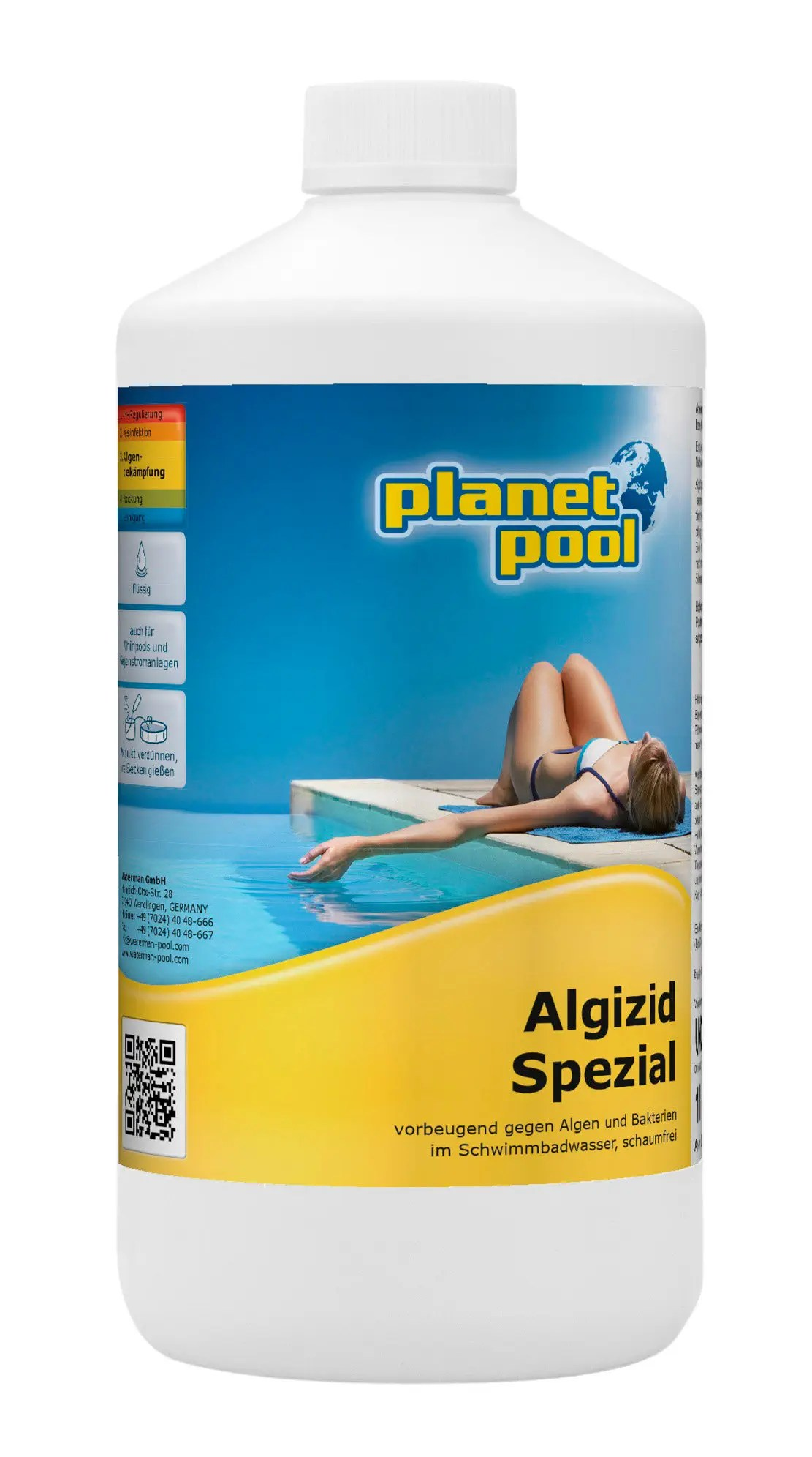 Planet Pool Zubehör Planet Pool Algizid Spezial Migros