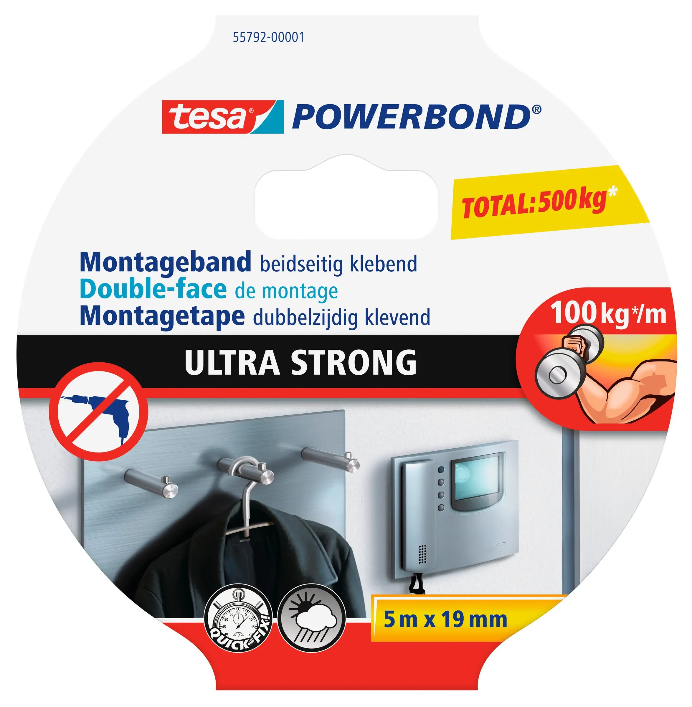 Tesa Powerbond Ultra Strong Tesa Powerbond Ultra Strong | Migros