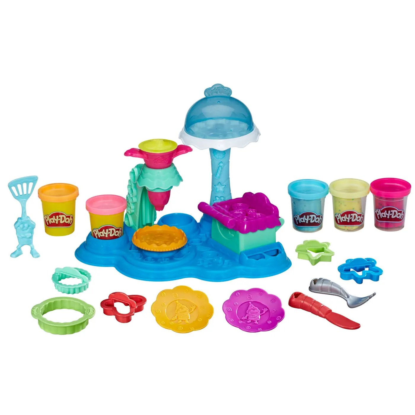 Play Doh Küche Knete Set Play Doh Kuchen Party Migros