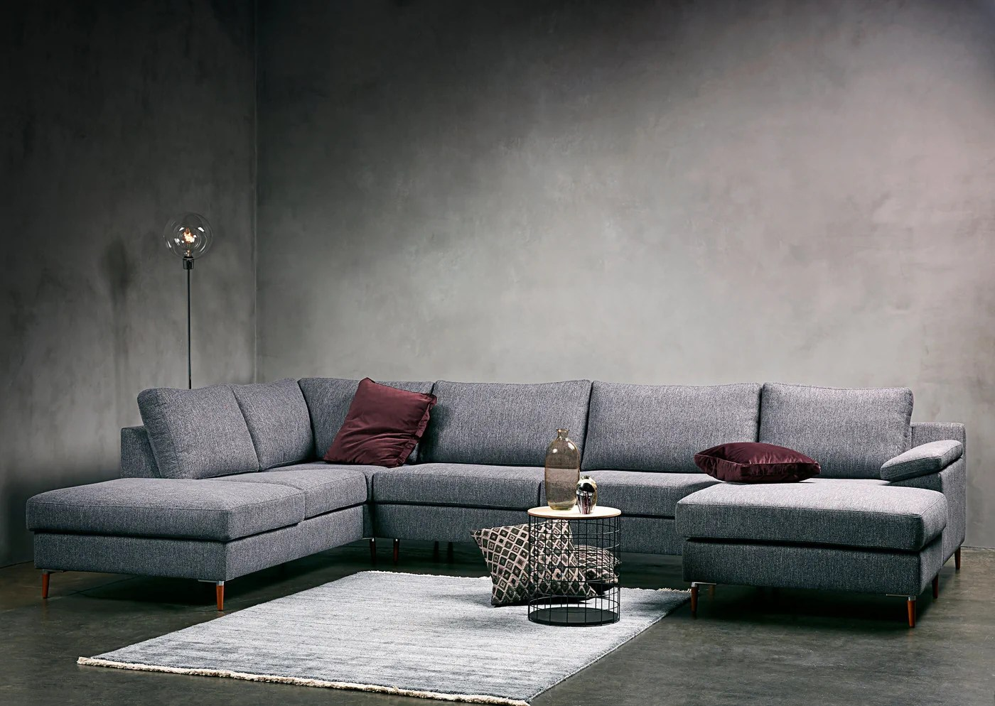 Interio Sofa Aktion Diener 3er Sofa