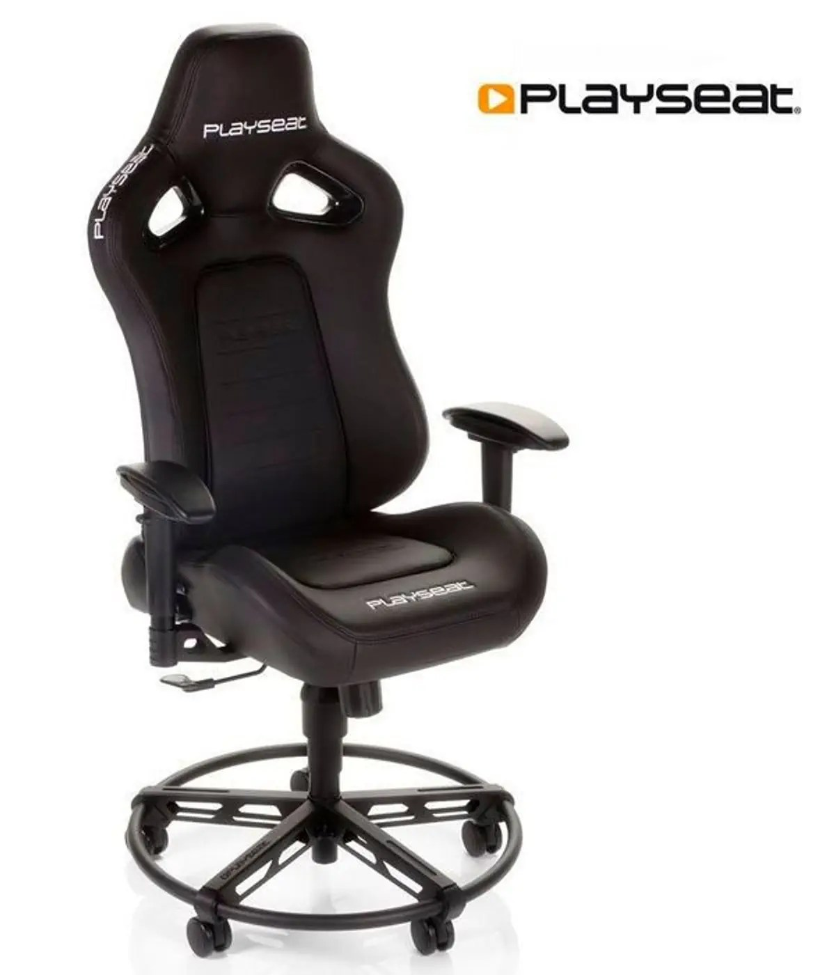 Stuhl Gamer Playseat Gaming Stuhl L33t Schwarz Gaming Stuhl