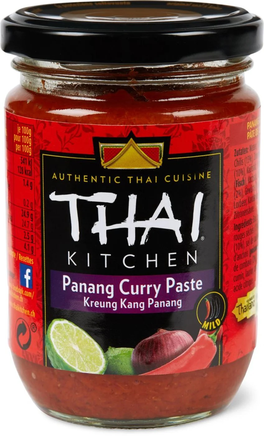 Was Sind Schalotten Thai Kitchen Panang Curry Paste | Migros