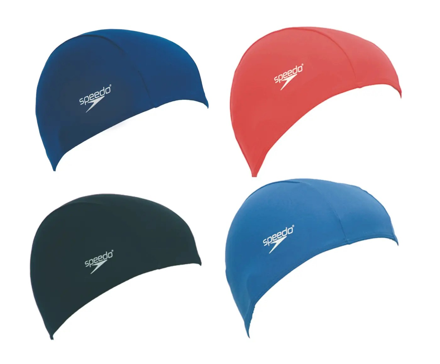 Badecape Kinder Speedo Polyester Cap Junior Kinder Badekappe