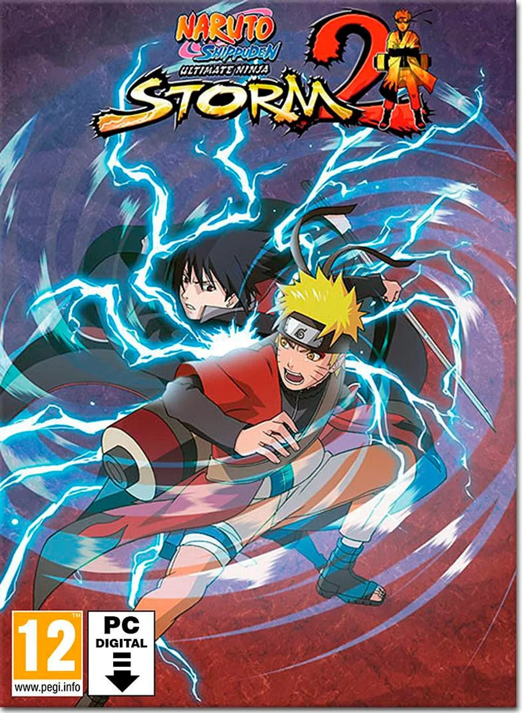 Pc Naruto Shippuden Ultimate Ninja Storm 2 D F I Download Esd Migros