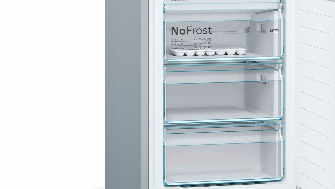 Amica Kühlschrank Auffangbehälter : Bosch kühl gefrierkombination no frost kühlschrank modelle