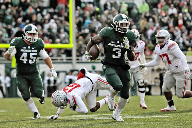 An early projection of Michigan State football\u0027s 2017 depth chart