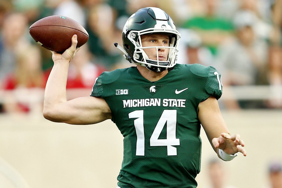 An early projection of Michigan State football\u0027s 2018 depth chart