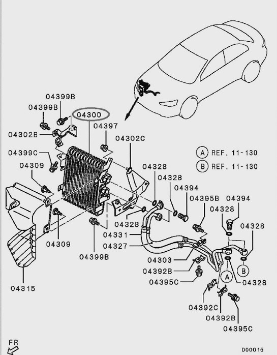 evo x headlight wiring diagram