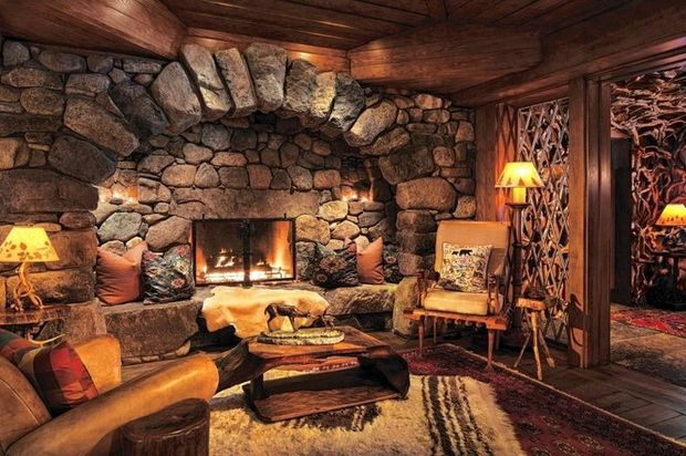 Looking Glass Falls Desktop Wallpaper 9 Impressive Fireplaces In Upstate Ny Warm Up At These