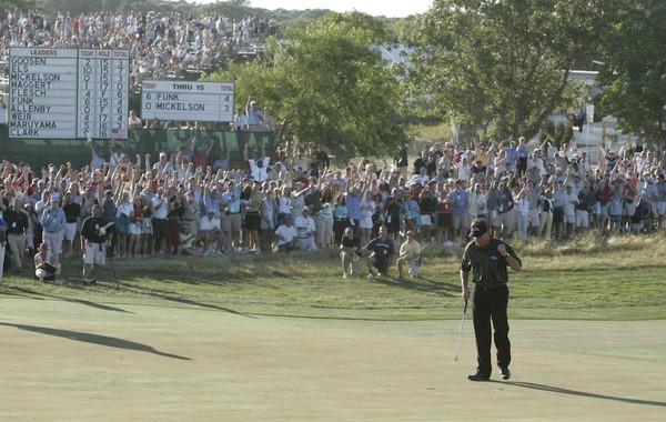 what time do tiger woods tee off tomorrow