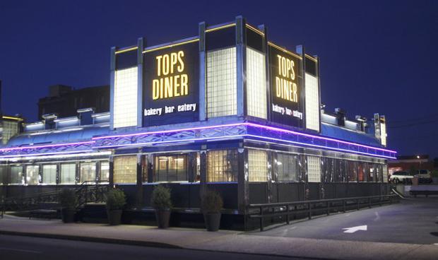 1980 Girls Wallpaper Tops Diner In East Newark Named Most Famous Restaurant