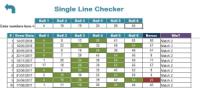 Irish Lotto Results Checker Excel xls Spreadsheet ...
