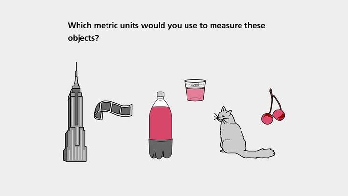 Metric System Basics PBS LearningMedia