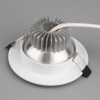 3.5 Inch Dimmable LED Panel Recessed Ceiling Lights ...