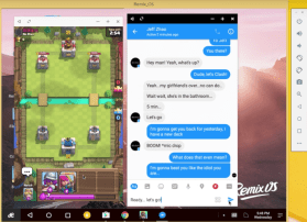 Remix OS Player Emulator for PC