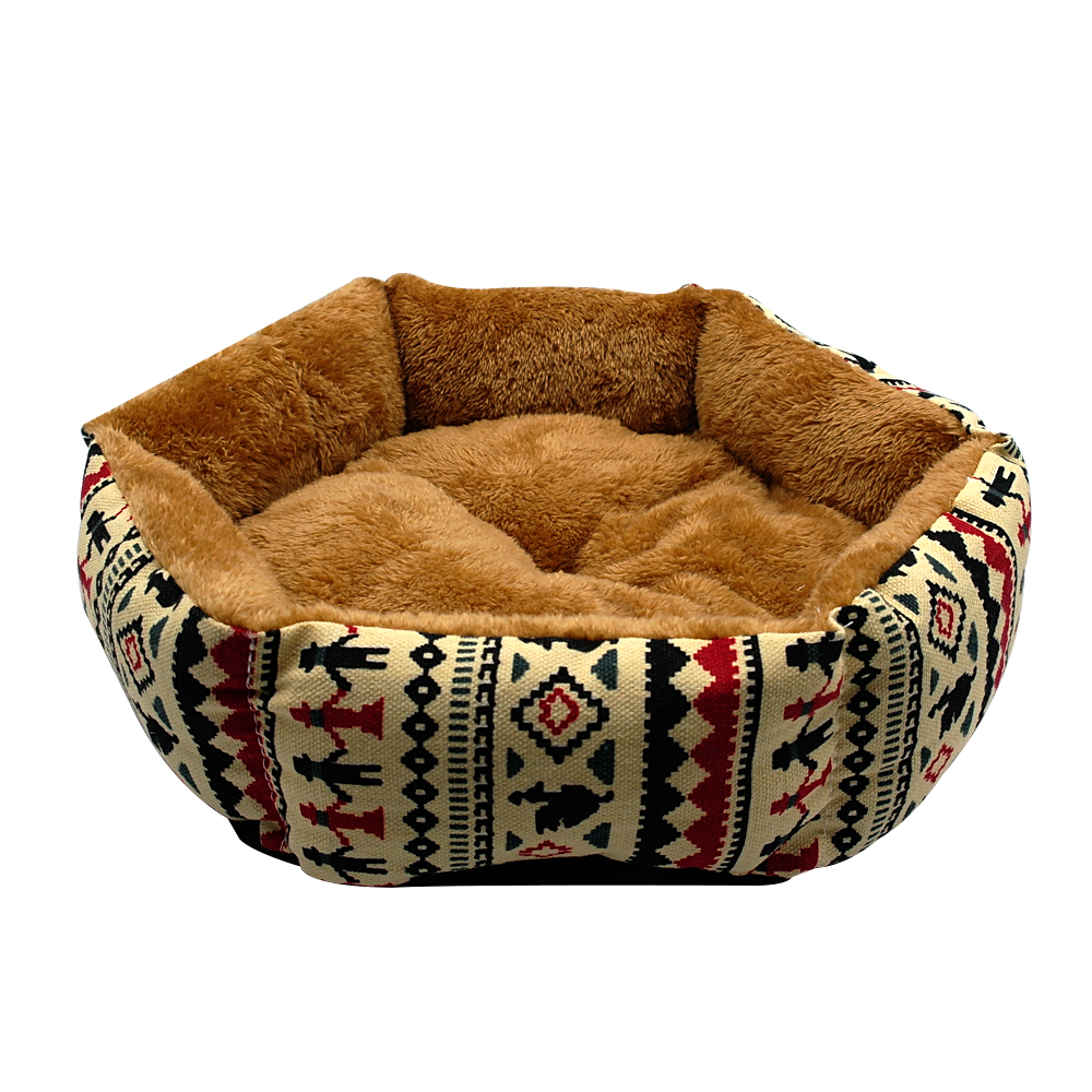 Dog Beds Pet Details About Soft Cotton Fleece Warm Dog Beds Pet Cat Basket Puppy Cushion Blanket Mat Sofa