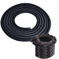 Braided Oil/Fuel Hose Line Fuel/Gas Tank/Cell Stainless ...