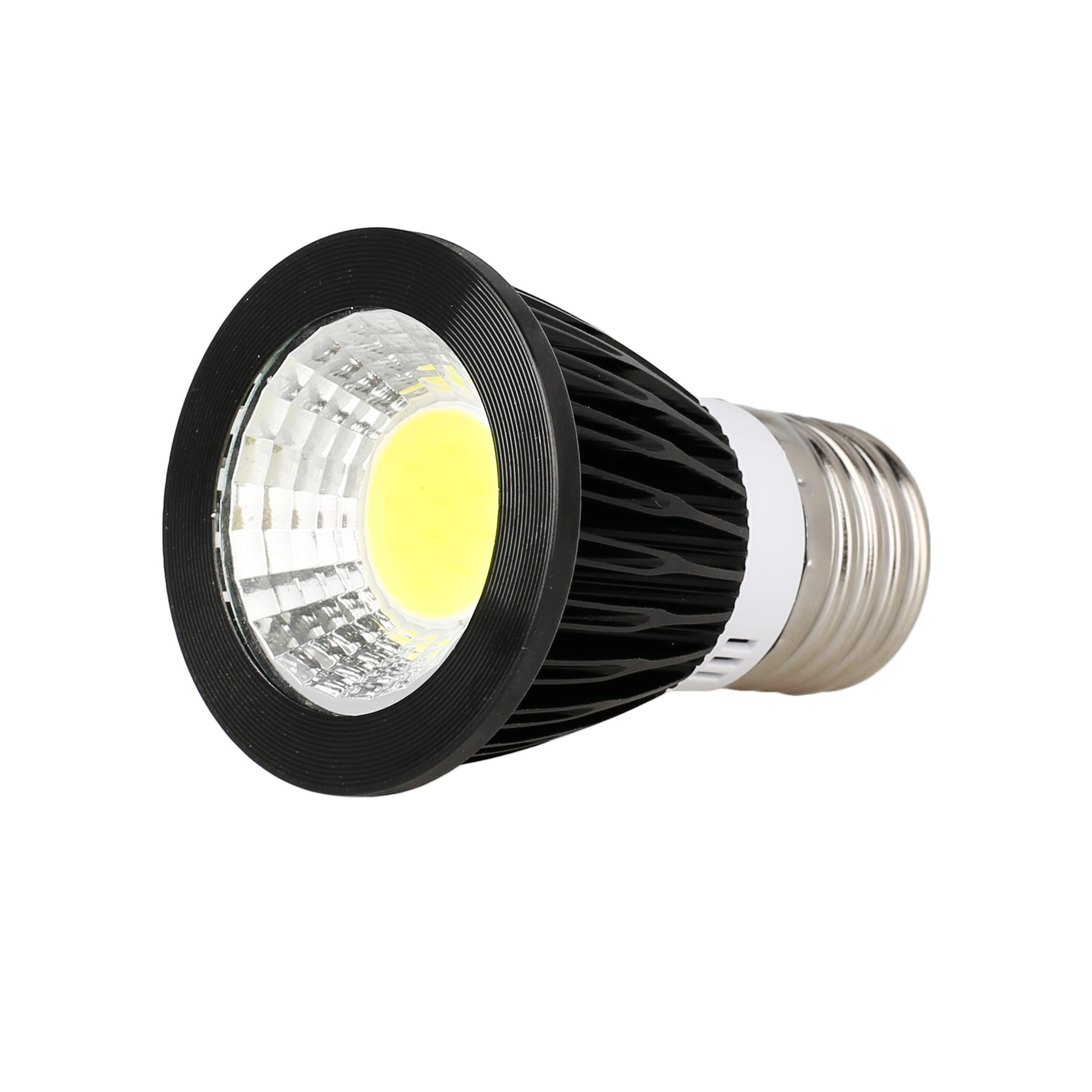 Ultra Bright Mr16 Gu10 E27 E14 Dimmable 6w 9w 12w Led Cob Spot Light Bulbs Cree E27 Es E14 Gu10 Dimmable Led Spot Lights 6w 9w 12w Cob