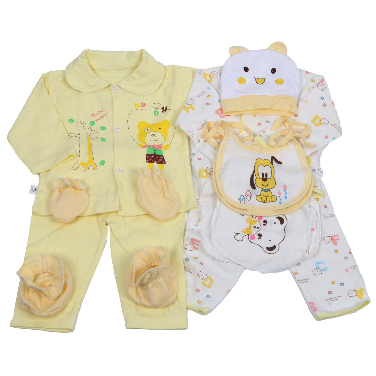 Newborn Infant Outfits Details About 18pcs Set Newborn Baby Clothes Girls Boys Clothing Set Cute Infant Outfits Suit