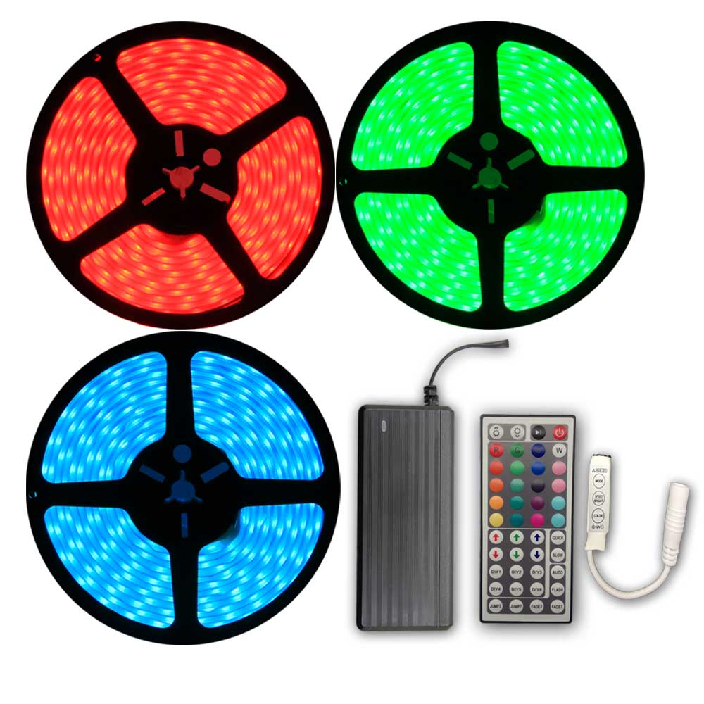 Led Strip 6m Details About 3m 6m 9m 12m 15m 18m 20m Rgb 5050 Smd Led Strip Light Flexible Waterproof 12v