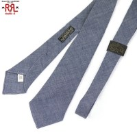 RRL (double RL) Chambray Tie    ...