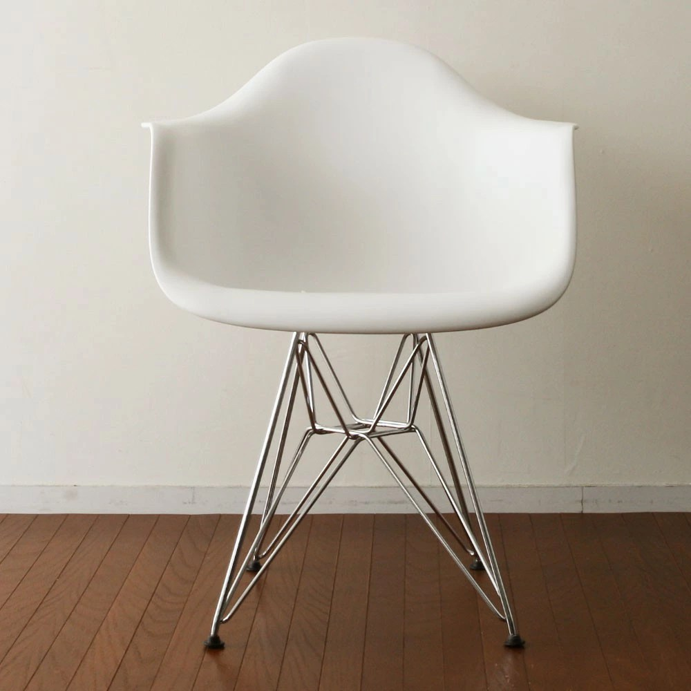 Eames Chair Dar アームシェルチェア Shell Chair Dining Chairs Eames Dar Pp Black