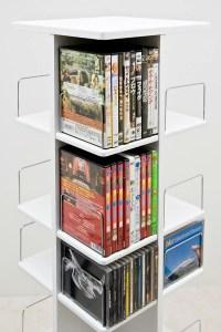 e-living | Rakuten Global Market: Revolving CD & DVD ...