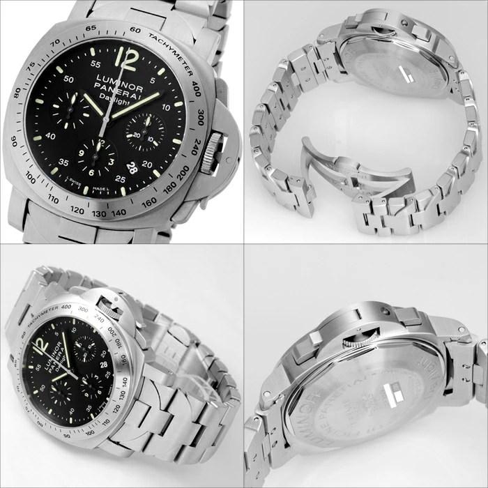 watch-jubilee Panerai PAM00236 men\u0027s chart luminol Chrono daylight