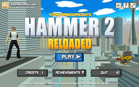 Hammer 2 android