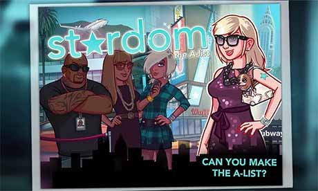STARDOM THE A-LIST
