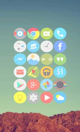 Cryten - Icon Pack