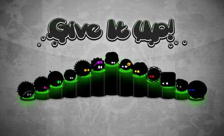 Give It Up!