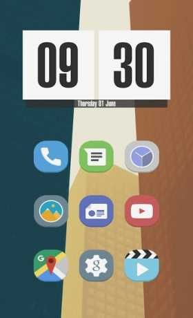 Cm Launcher 3d Theme Wallpaper Apk Stock Ui Icon Pack 167 0 Apk Android